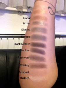 swatch naked smoky